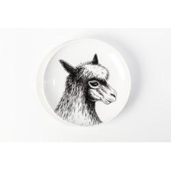 Side plate Animals Pols Potten